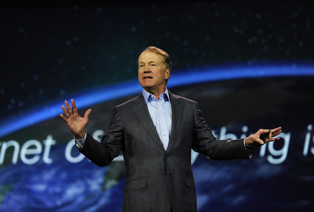 Cisco says Connected Internet worth $19 trillion