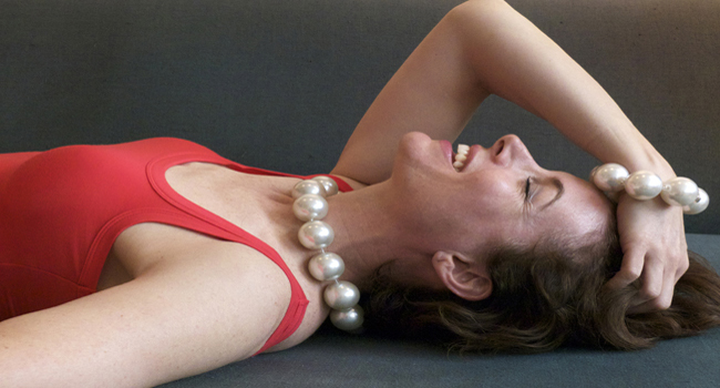Hot Girls Pearls Cool Way to Ease Menopausal Hot Flashes