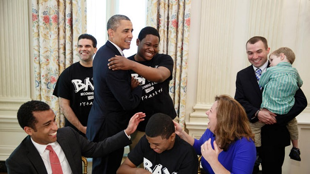 "President Obama has a new initiative titled ""My Brother's Keeper"""
