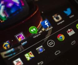 New Nexus 7 Google Screen