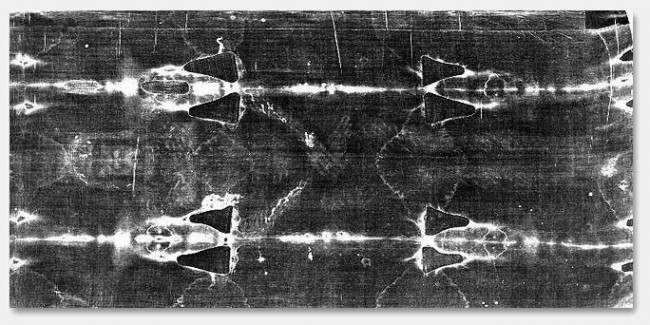 Turin Shroud Caused by Earthquake in 33AD?
