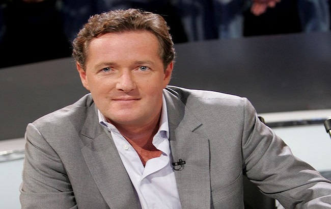 Piers Morgan's career is not over
