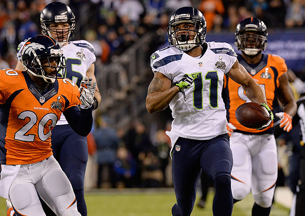 Super Bowl XVLIII Champion Seattle Seahawks