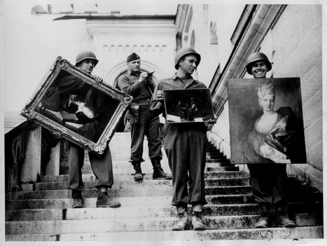 Monuments Men Film Brings Continuing Effort to Light