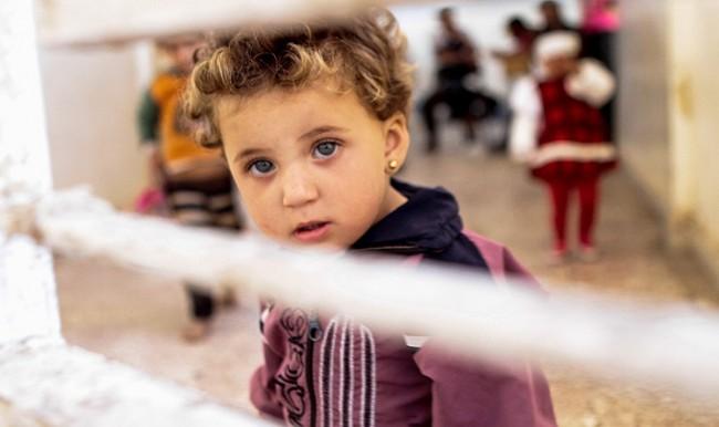 Syria Measles outbreak