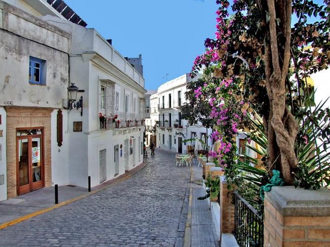 Spanish vacation