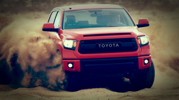 toyota trd, technology, vehicles, ford