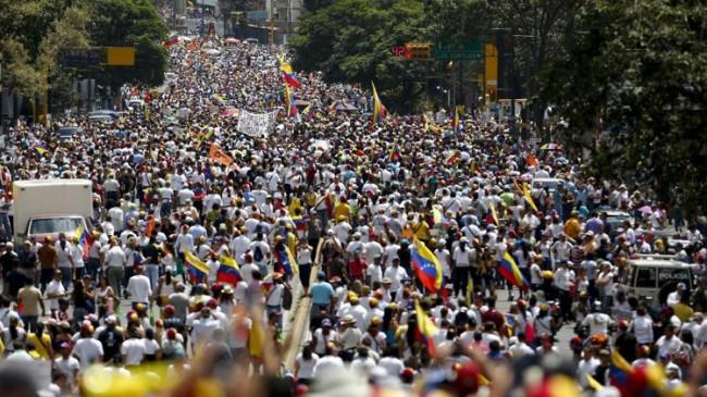 Maduro Criticism and Venezuela Crisis Mount