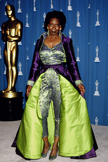 Oscar Countdown The Top 10 Worst Red Carpet Dresses Of