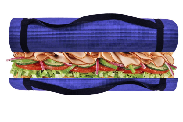 Subway Bread Contains Chemical Found In Yoga Mats