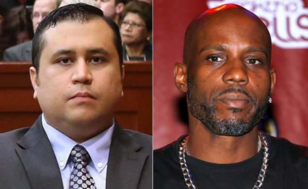 entertainment, dmx, george zimmerman, celebrity boxing