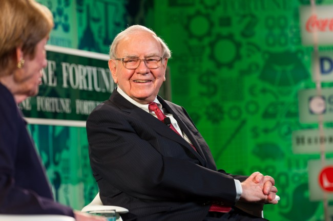 Buffett, Finds Global Warming Profitable