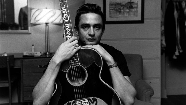 Johnny Cash Album Out Among the Stars to Be Released Tuesday
