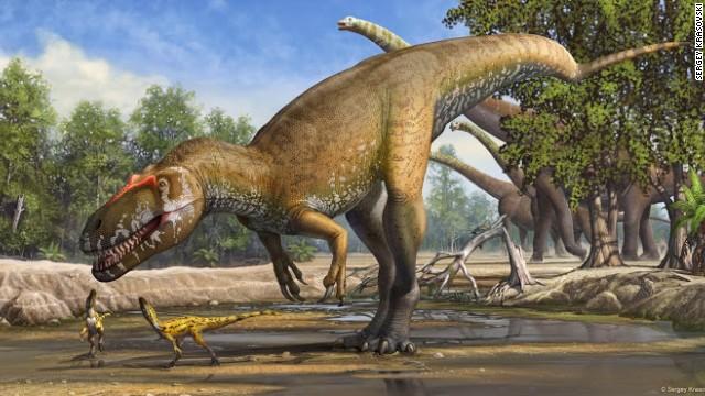 Torvosaurus Gurneyi: King of Carnivorous Dinosaurs in Europe