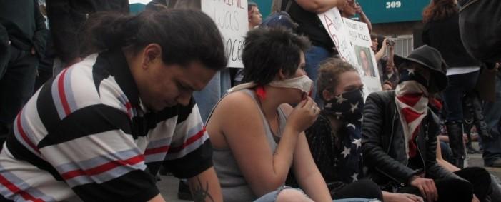 Albuquerque Police Protests Turn Violent