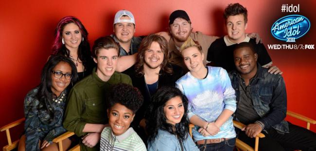 American Idol Elite 11 Finalists Perform (Review & Videos)