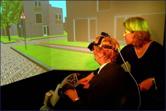 Virtual Reality, stroke