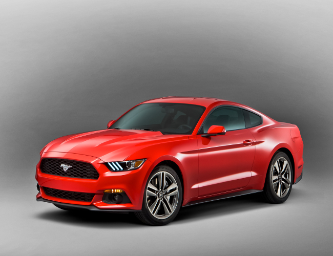 Ford Mustang Celebrates 50