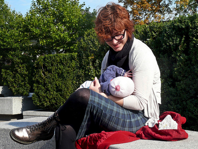 Breastfeeding Not Just for Women Anymore