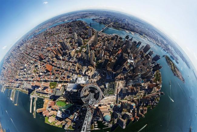 360-degree view