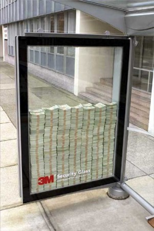 3m bulletproof glass