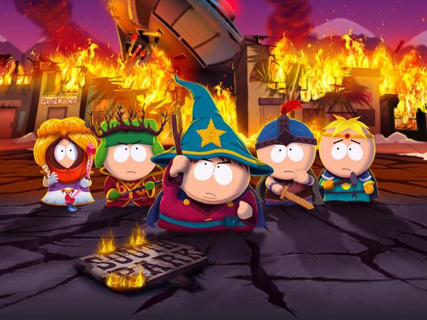 'South Park' RPG 'Stick of Truth' Released Today