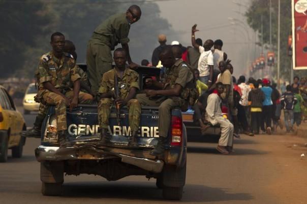 Central African Republic Crisis Critical