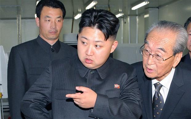 Kim Jong-un Holds First Parliament Election