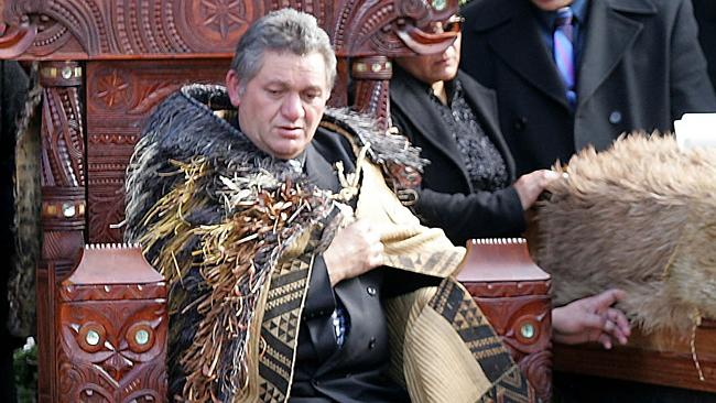 Maori King Declines to See Will and Kate