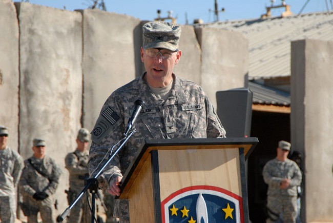 Sexual Assault Charges Court-Martial US General