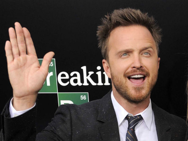 Aaron Paul Reprising Role of Jesse Pinkman in Better Call Saul