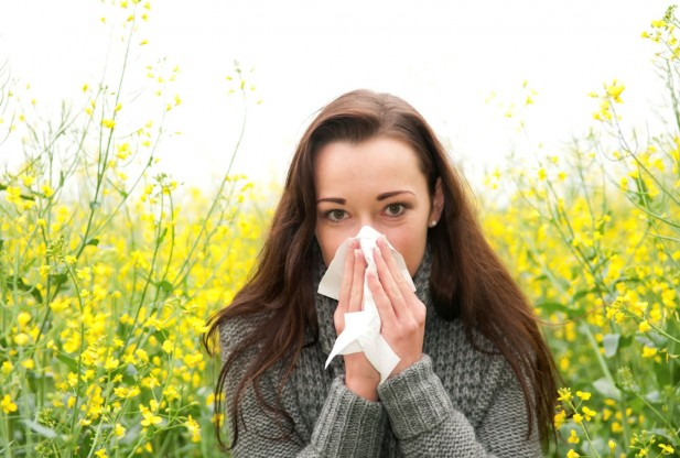 Allergies Linked to Absence of Germs