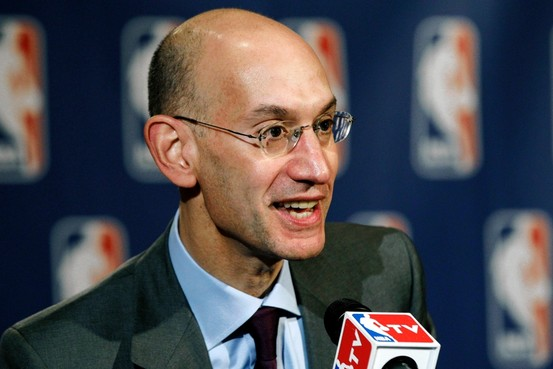 Adam Silver Greedy by Proposed Sponsorship Patches on NBA Jerseys?