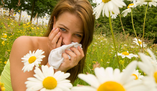 Allergies May Be Made Worse From Polar Vortex