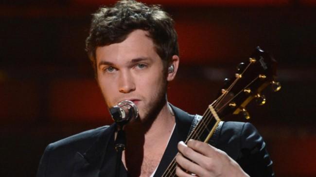 American Idol Phillip Phillips