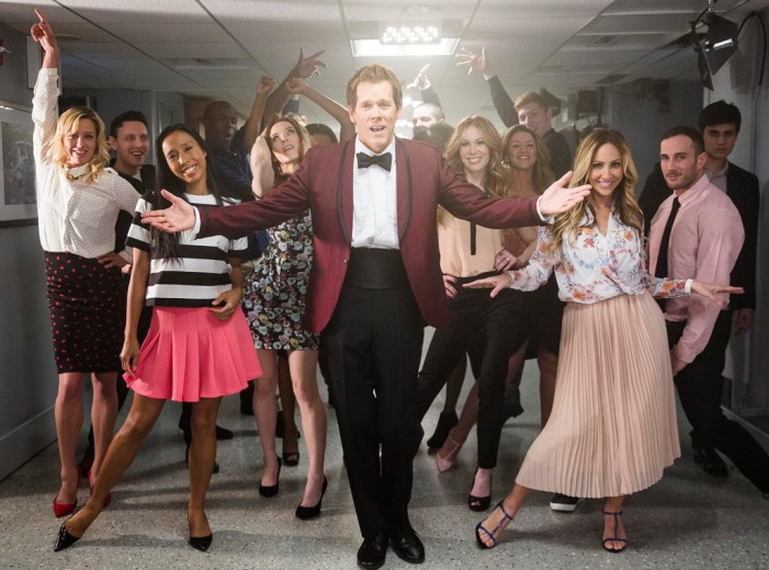 Bacon Sizzles With Footloose on Fallon (Video)