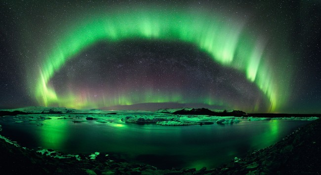bitcoin alternative aurora coin airdropped to Iceland