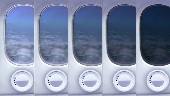 Boeing 787 Windows Show Passengers The Joy Of Flying