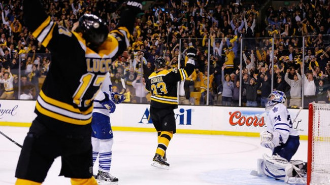 Boston Bruins NHL Daily