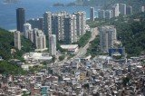 Brazil Prepares for World Cup on the Back of the City's Poorest