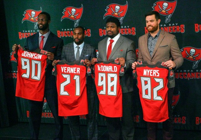 Buccaneers NFL Draft Daily