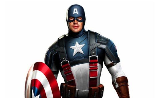 The World Needs 'Captain America'