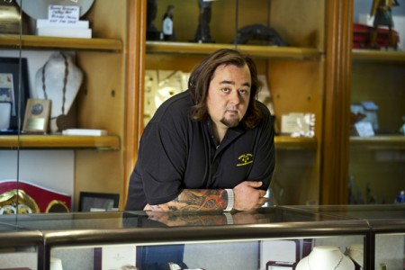 Chumlee Wanted Dead or Alive
