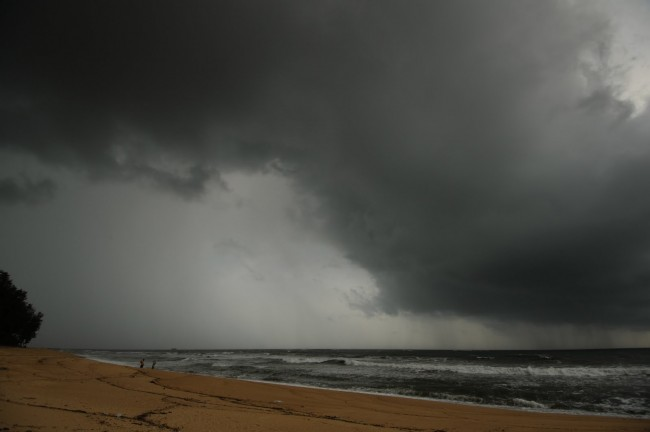 Climate change, monsoons