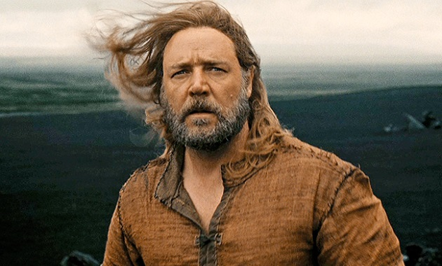 Noah thrived in theaters world-wide this weekend