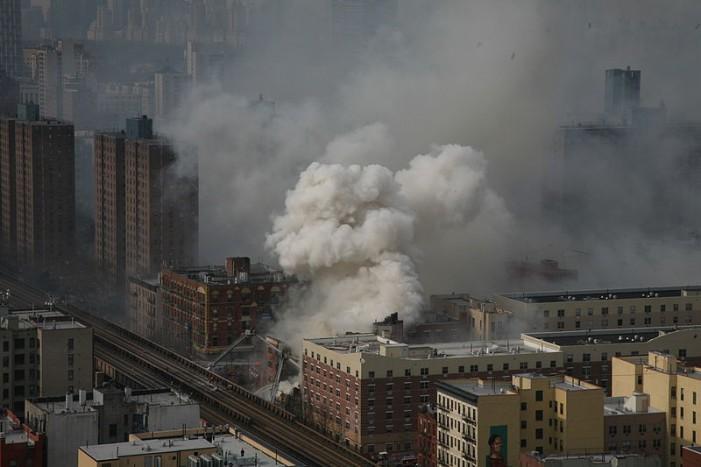 New York City Explosion Knocks Down Two Buildings Kills Seven