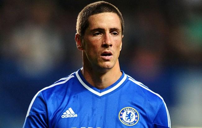 Torres Mourinho Chelsea