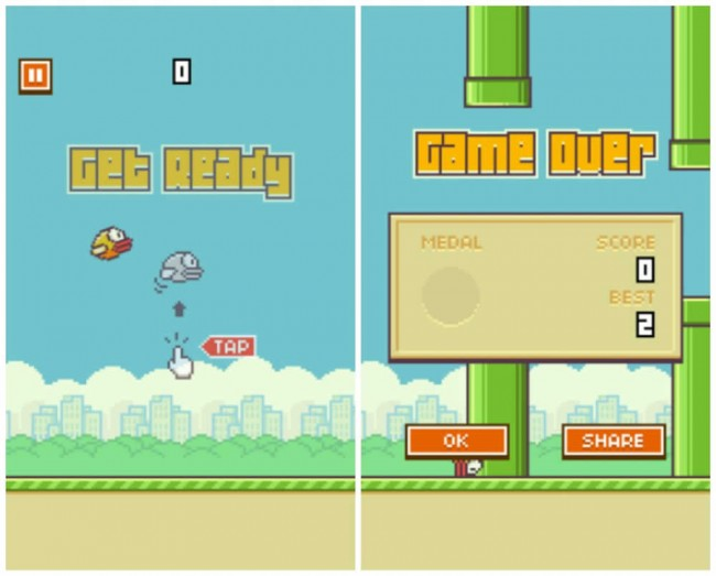 Flappy Bird Creator Considering Bringing Back Game