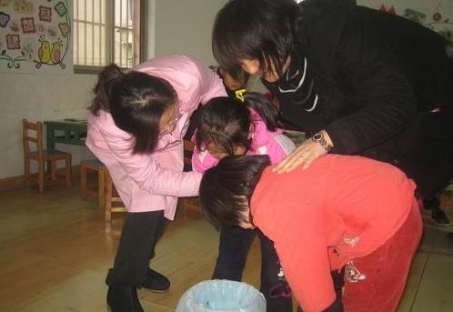 Food Poison Caused Preschool Children Death in China