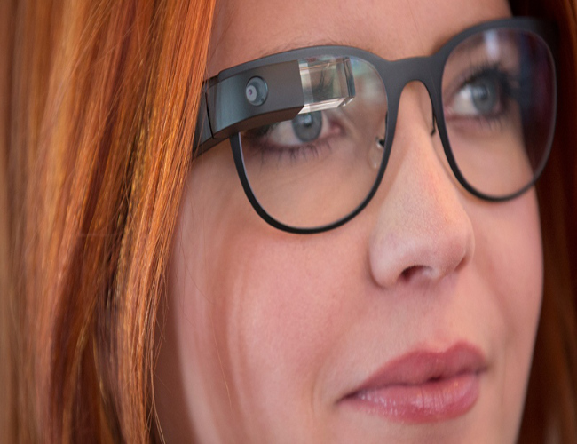 Google Glass Sports New Frames